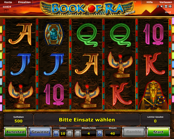 Wo Book Of Ra Online Spielen