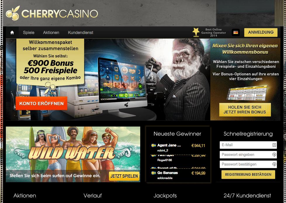 600% Bonus Casino