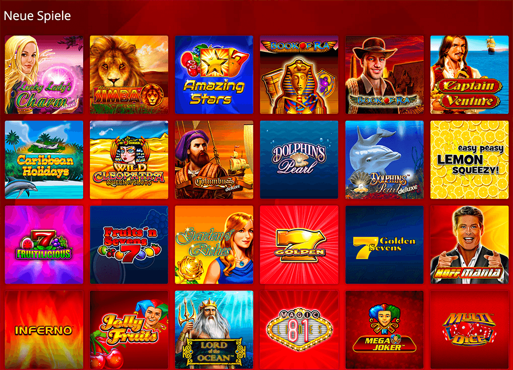 casino online spiele silzzing hot