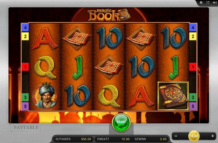 Spielautomat_Bally_Wulff_Magic_Book