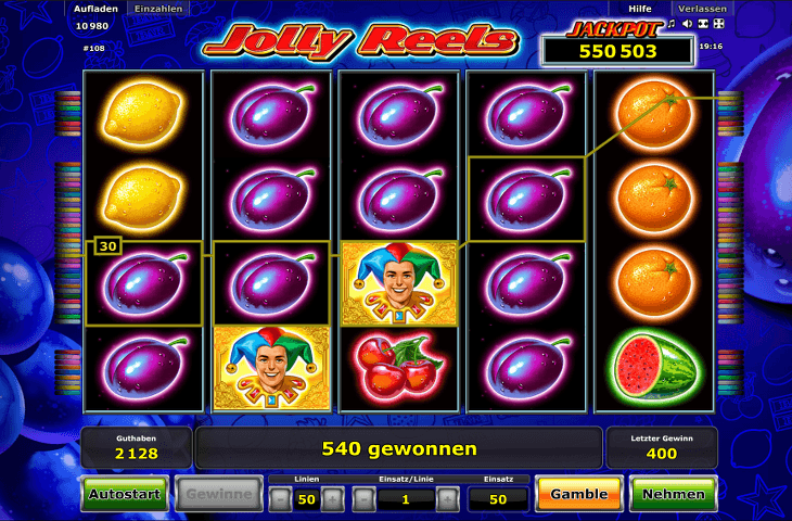 Novoline_Jolly_Reels_Spielautomat