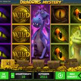 Dragons Mystery von Stakelogic