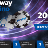 Casino-Wettbewerb im Betway Casino