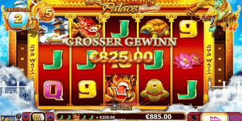 Dragon Palace Spielautomat