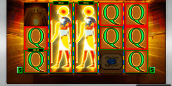 Merkur Eye of Horus