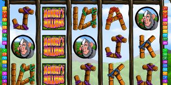 Monkey's Millions von Novoline