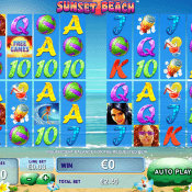 Sunset Beach Slot von Playtech